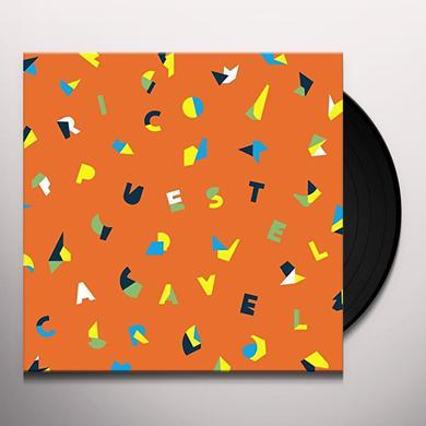 Rico Puestel CARAVEL Vinyl Record