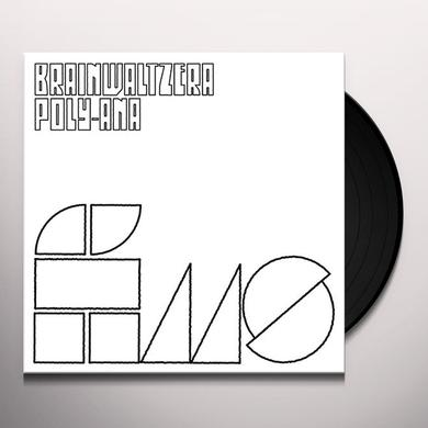 Brainwaltzera POLY-ANA Vinyl Record