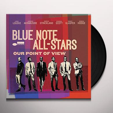 Blue Note All-Stars OUR POINT OF VIEW Vinyl Record