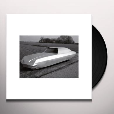 Dj Hell CAR CAR CAR PT. 1 Vinyl Record