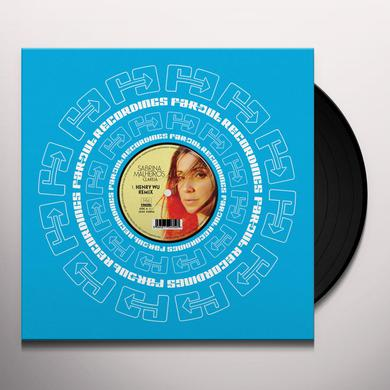 Sabrina Malheiros CLAREIA REMIXES Vinyl Record