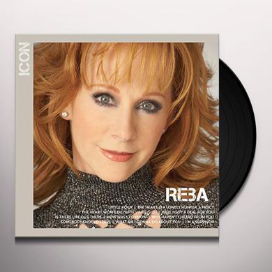 Reba Mcentire ICON Vinyl Record
