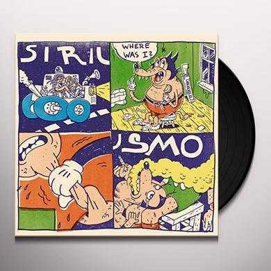 Siriusmo WHERE WAS I Vinyl Record