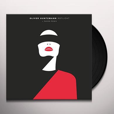 Oliver Huntemann ROTLICHT & POLTERGEIST Vinyl Record