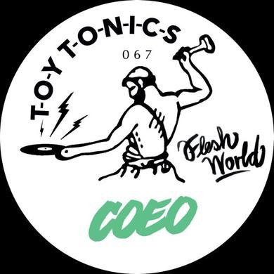 Coeo FLESH WORLD Vinyl Record