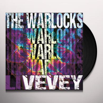 Warlocks VEVEY Vinyl Record