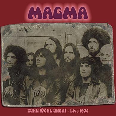 Magma ZUHN WOL UNSAI: LIVE 1974 Vinyl Record