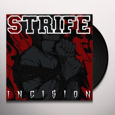 Strife INCISION Vinyl Record