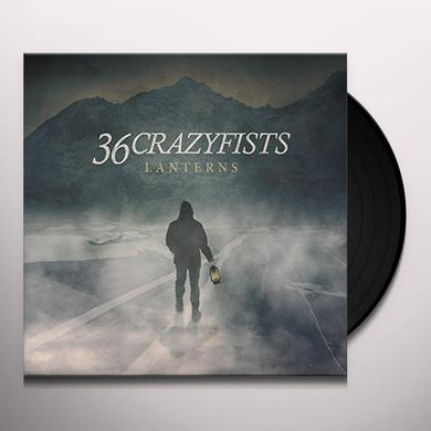 36 Crazyfists LANTERNS Vinyl Record