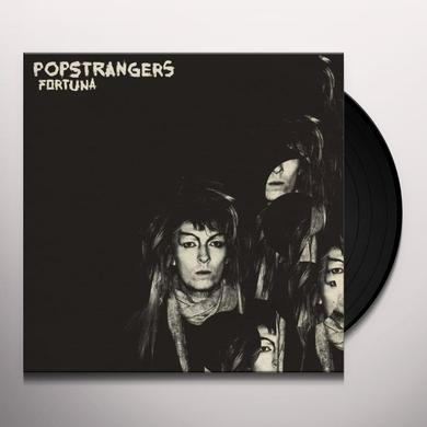 Popstrangers FORTUNA Vinyl Record