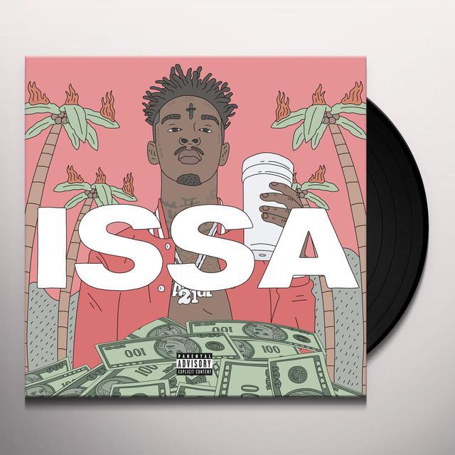 21 Savage ISSA ALBUM Vinyl Record