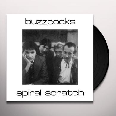 Buzzcocks SPIRAL SCRATCH Vinyl Record
