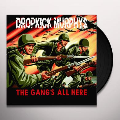 Dropkick Murphys GANGS ALL HERE Vinyl Record
