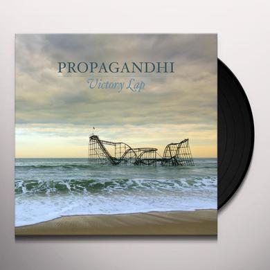 Propagandhi VICTORY LAP Vinyl Record