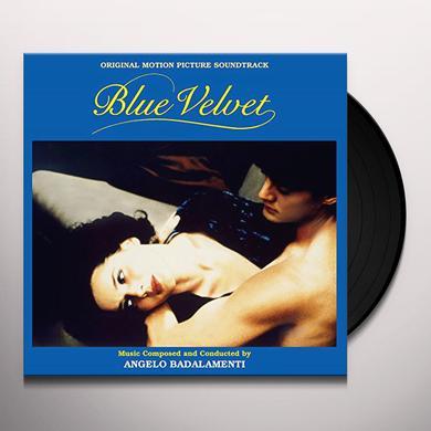 Angelo Badalamenti BLUE VELVET Vinyl Record