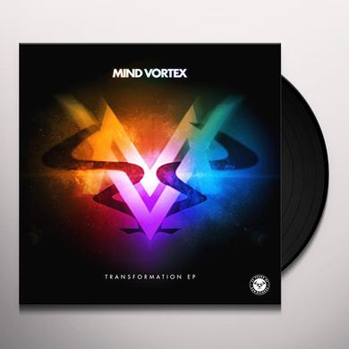 Mind Vortex TRANSFORMATION Vinyl Record