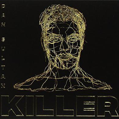 Dan Sultan KILLER (MARBLED AMBER VINYL) Vinyl Record