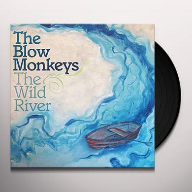 BLOW MONKEYS WILD RIVER Vinyl Record