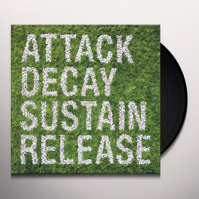 Simian Mobile Disco ATTACK DECAY SUSTAIN Vinyl Record