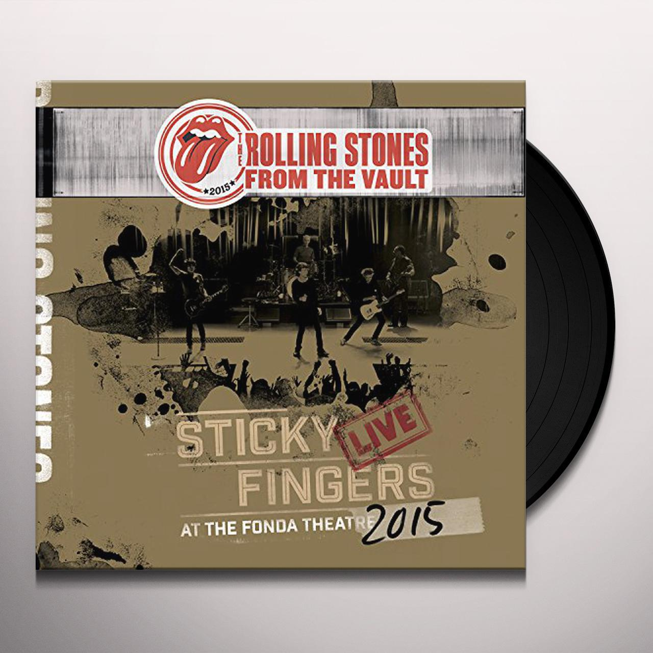 The Rolling Stones From The Vault Sticky Fingers Live