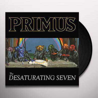 Primus DESATURATING SEVEN Vinyl Record