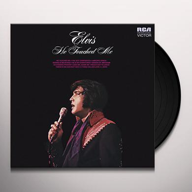 Elvis Presley HE TOUCHED ME Vinyl Record