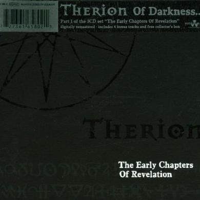 Therion OF DARKNESS Vinyl Record