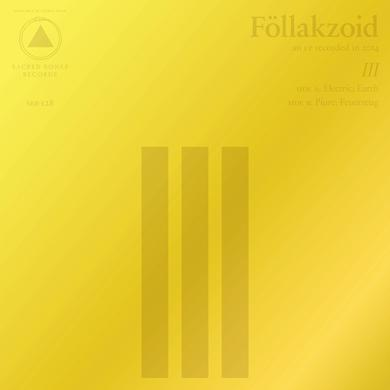 Follakzoid III Vinyl Record