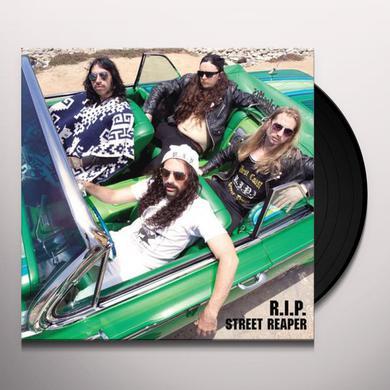 R.I.P. STREET REAPER Vinyl Record