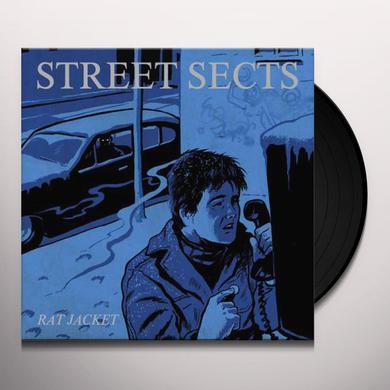 Street Sects RAT JACKET Vinyl Record
