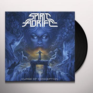 SPIRIT ADRIFT CURSE OF CONCEPTION Vinyl Record