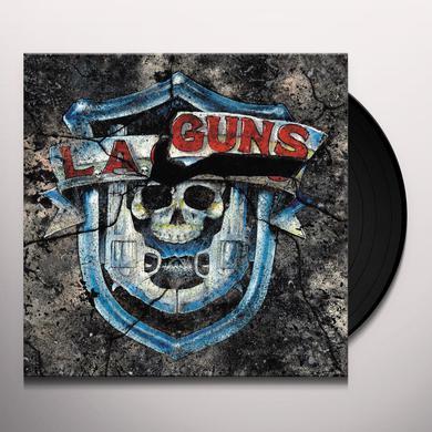 LA Guns MISSING PEACE Vinyl Record