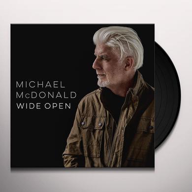 Michael McDonald WIDE OPEN Vinyl Record