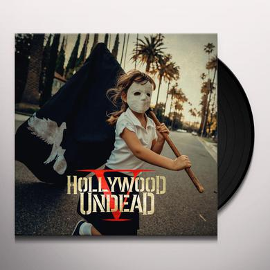 Hollywood Undead FIVE Vinyl Record