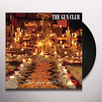 Gun Club ELVIS FROM HELL Vinyl Record