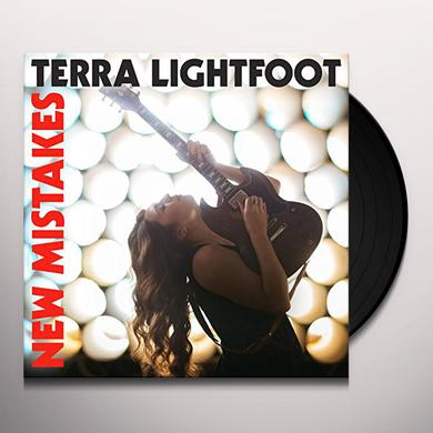 Terra Lightfoot NEW MISTAKES Vinyl Record