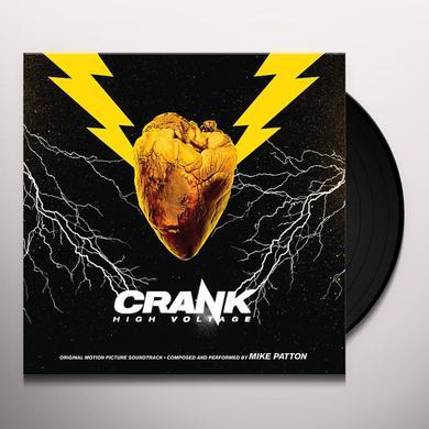 Mike Patton CRANK HIGH VOLTAGE / O.S.T. Vinyl Record