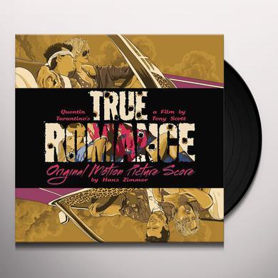 Hans Zimmer TRUE ROMANCE / O.S.T. Vinyl Record