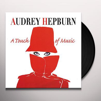 AUDREY HEPBURN: A TOUCH OF MUSIC Vinyl Record