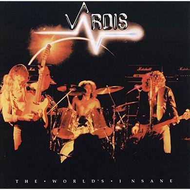 VARDIS WORLDS INSANE Vinyl Record