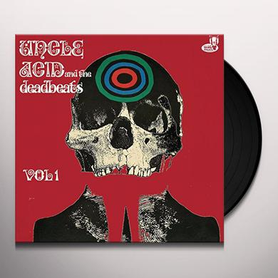 Uncle Acid & The Deadbeats VOL 1 (RED VINYL) Vinyl Record