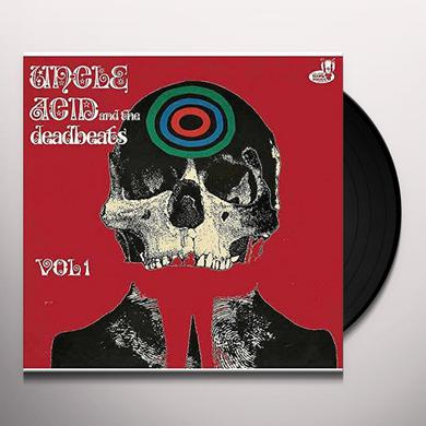 Uncle Acid & The Deadbeats VOL 1 (WHITE VINYL) Vinyl Record