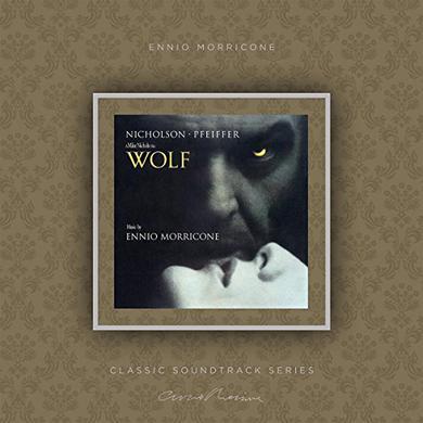 Ennio Morricone WOLF / O.S.T. Vinyl Record