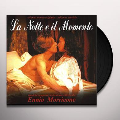 Ennio Morricone LA NOTTE IL MOMENTO / O.S.T. Vinyl Record