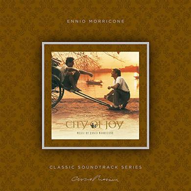 Ennio Morricone CITY OF JOY / O.S.T. Vinyl Record