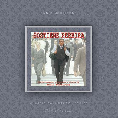 Ennio Morricone SOSTIENE PEREIRA / O.S.T. Vinyl Record