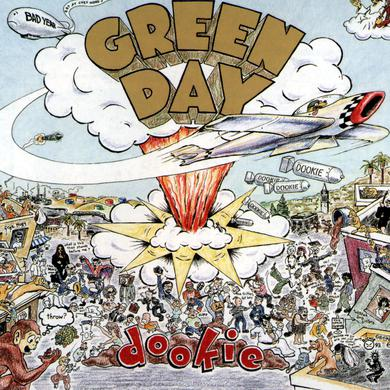 Green Day DOOKIE Vinyl Record