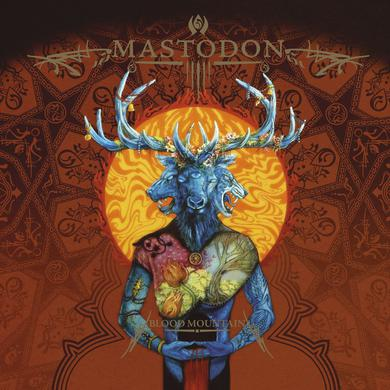 Mastodon BLOOD MOUNTAIN Vinyl Record