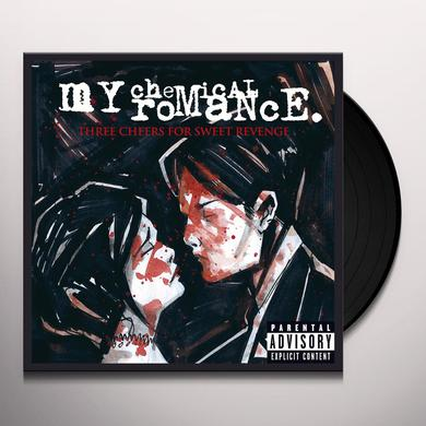 My Chemical Romance THREE CHEERS FOR SWEET REVENG Vinyl Record