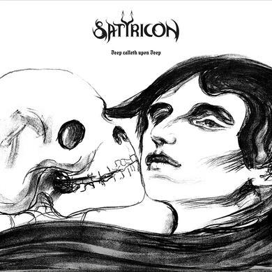 Satyricon DEEP CALLETH UPON DEEP Vinyl Record